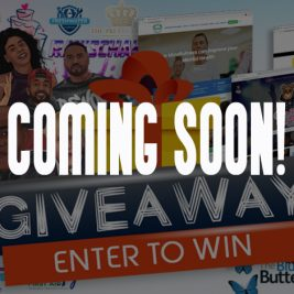 COMING SOON! Win FREE Giveaway £10 Entry